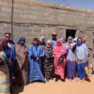 La UAL da las claves del emprendimiento agrícola a las mujeres saharauis