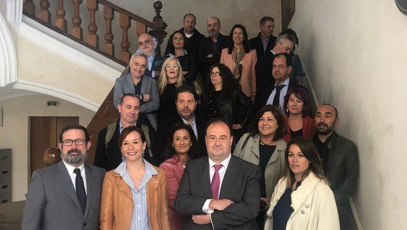 """Su equipo, la """"principal fortaleza"""" de la candidatura de Mantell a Rector de la Universidad de Cádiz"""