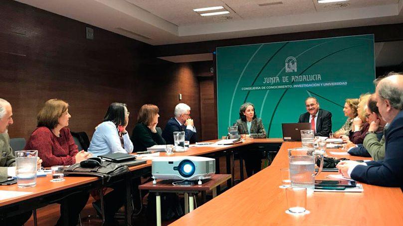 Primer encuentro entre el Foro de Consejos Sociales y la Secretaría General de Universidades