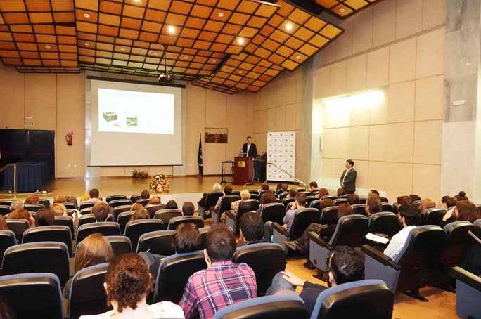 La UMA acoge la única presentación en España de la tecnología más avanzada en el estudio de ADN