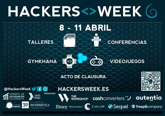 Hackers Week, una semana llena de cultura en informática