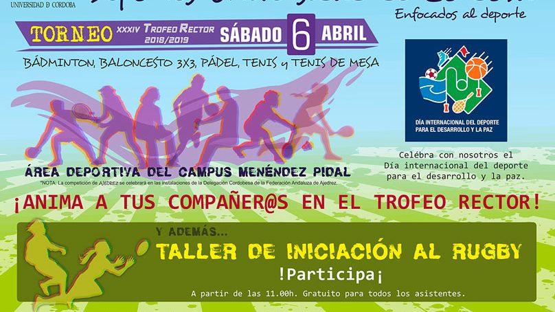6 de abril, Día Internacional del Deporte para el Desarrollo y la Paz