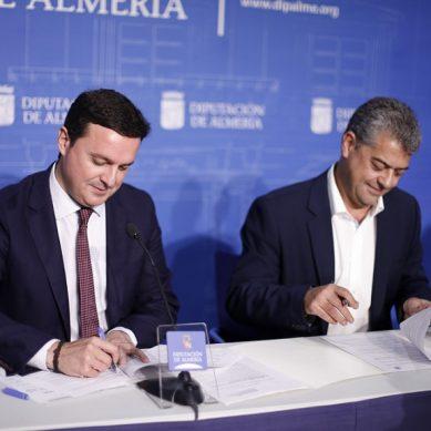 UAL y Diputación mantienen su apuesta por una sociedad del conocimiento