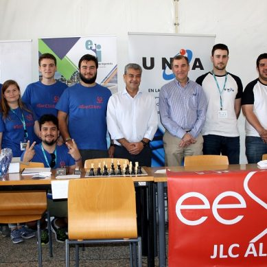 La Feria del Estudiante de Ingeniería muestra el mercado laboral a futuros egresados