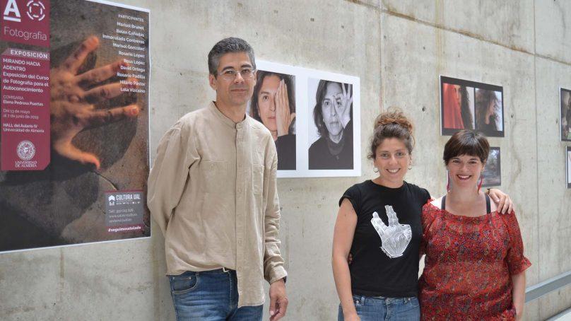 Fotografía terapéutica en la UAL con la exposición 'Mirando hacia adentro'