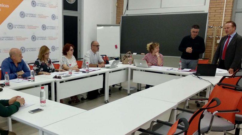 Las áreas de investigación de las universidades andaluzas consensuan su gestión en la UAL