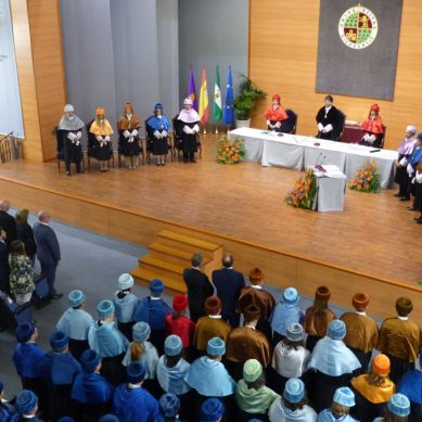 """""""El papel de liderazgo de la Universidad de Jaén es clave para el desarrollo de nuestro entorno"""""""