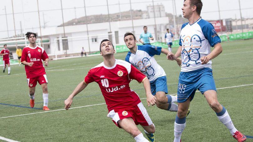 Premio al mejor evento deportivo andaluz para la UJA por la organización de los CEU 2018