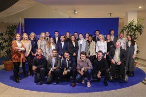 #estavezvoto elecciones parlamento europeo