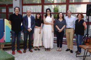 Clara Jiménez,cofundadora de Maldita.es, ha presentado el proyecto de lucha contra los bulos que cada día inundan la red en #DialogandoFGUMA