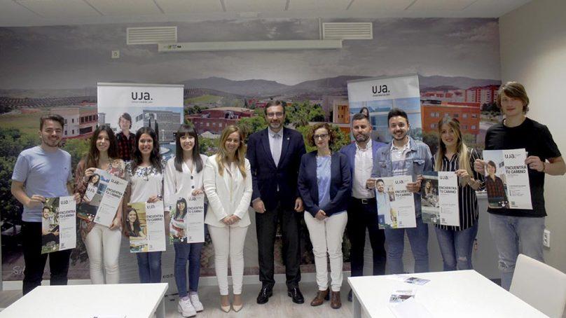 La UJA presenta su oferta formativa de postgrado para el próximo curso