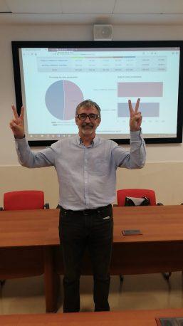 Piniella, elegido rector de la UCA