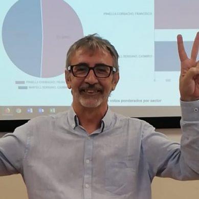 Francisco Piniella, elegido rector de la Universidad de Cádiz