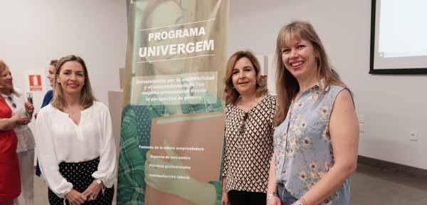 La integración social y laboral de las mujeres sigue en 'Univergem'