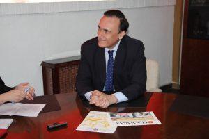 José Carlos Gómez Villamandos, nuevo presidente de CRUE Universidades Españolas