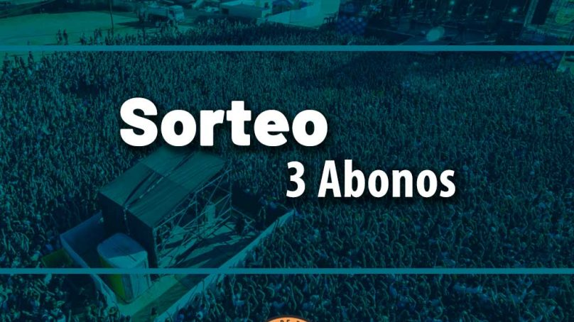 ¿Quieres irte de festival? Gana uno de los 3 abonos dobles para el Cabo de Plata 2019