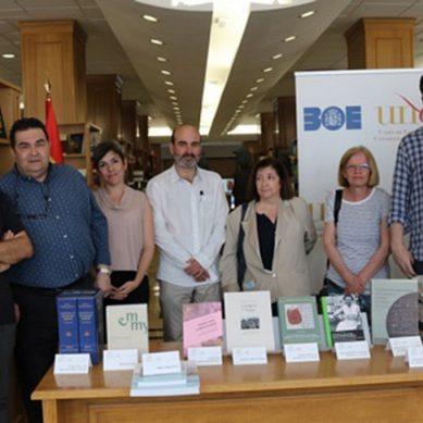 La Editorial de la UAL recibe el premio de la UNE a la Mejor Obra Editada