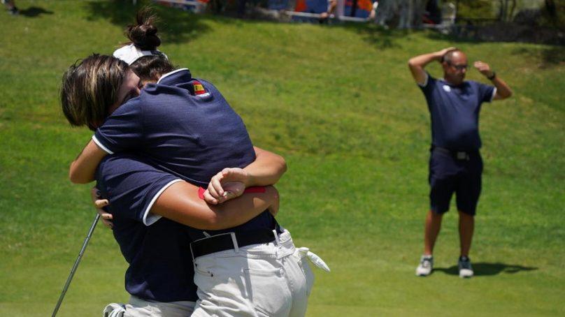 La UMA consigue el oro en la modalidad femenina del EUSA Golf 2019