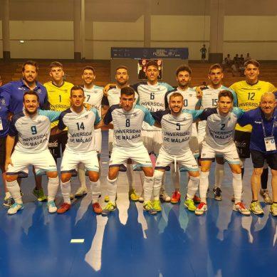 Estreno con victoria para la UMA en el Campeonato de Europa Universitario 2019