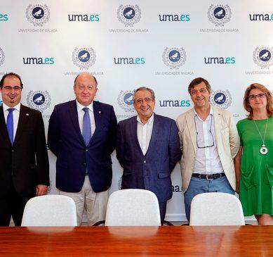 La UMA convoca el Premio a un 'Investigador de la Universidad de Málaga en la rama de Ingeniería y Arquitectura'.