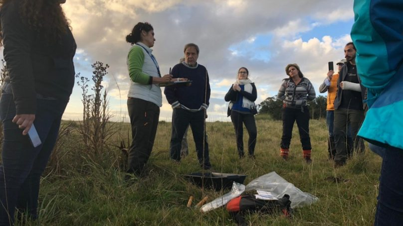 La  Red CultIVA lleva a Uruguay las técnicas de conservación de especies vegetales