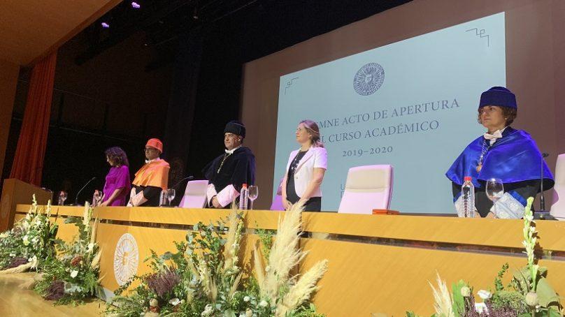 """Rodríguez: """"Las universidades necesitan un desarrollo normativo y un modelo de financiación que nos permitan minorar las dificultades"""""""