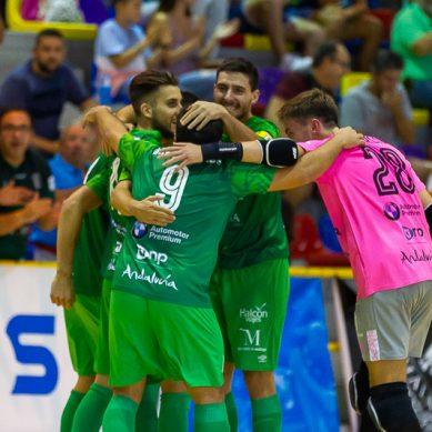 El BeSoccer CD UMA Antequera suma 4 goles en el primer encuentro en casa
