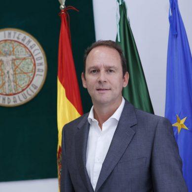 El Consejo de Gobierno de la Junta de Andalucía nombra a José Ignacio García Pérez rector de la UNIA