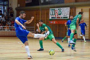 El BeSoccer CD UMA Antequera finaliza con un empate agridulce en Móstoles, el segundo encuentro fuera de casa sin conseguir la victoria