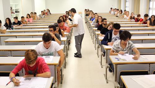 Andalucía se prepara para los exámenes de selectividad de septiembre