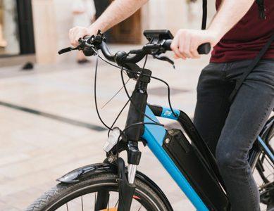 Bicicletas para recorrer todo el campus universitario