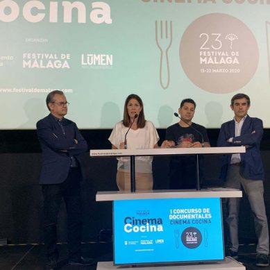 El Festival de Málaga convoca el I Concurso de documentales Cinema Cocina