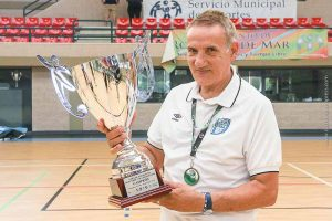 El BeSoccer CD UMA Antequera conquista la Copa de Andalucía de la Real Federación Andaluza de Fútbol frente al Córdoba Patrimonio de la Humanidad