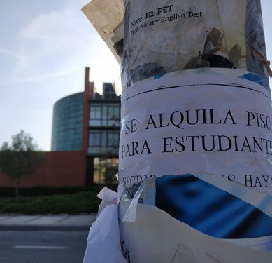 Alquileres por encima de las posibilidades, el precio de estudiar en Málaga