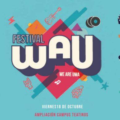 Arranca el curso cargado de energía con el WAU Festival
