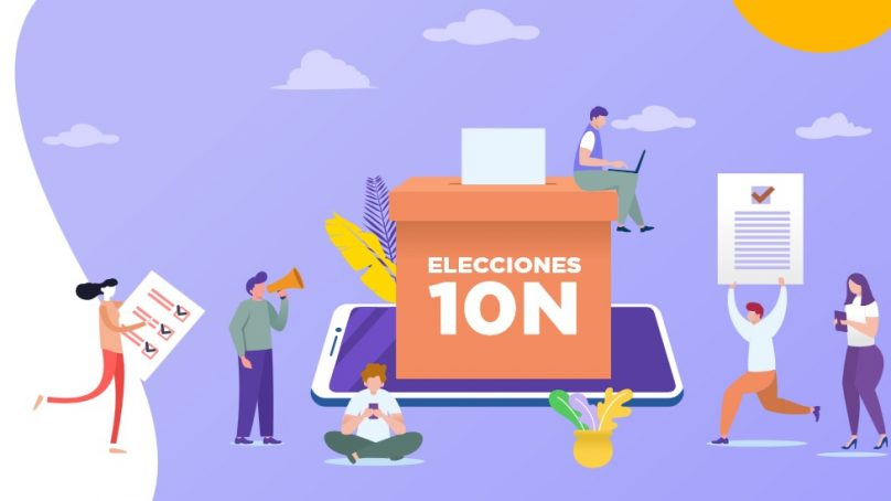 Cómo votar el 10N desde el extranjero si estás de Erasmus