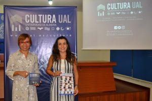María del Mar Ruiz y Elisa Álvarez presentan la programación cultural.