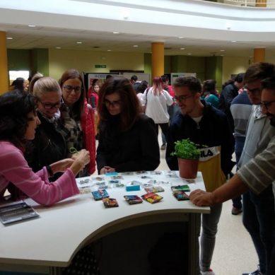 Punto de encuentro para promover el consumo responsable y el desarrollo sostenible en la UJA