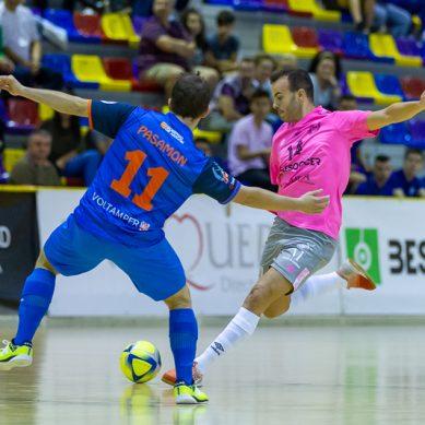 El Besoccer CD UMA Antequera se viste de rosa