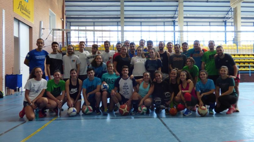 Los grupos de entrenamiento de UAL Deportes siguen creando cantera para las selecciones UAL