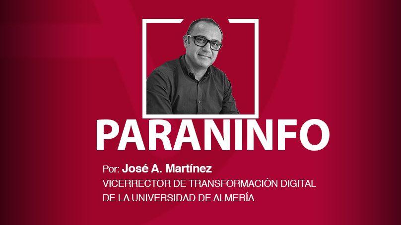 La transformación digital una realidad muy presente en la UAL