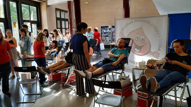 Súmate a la campaña de donación de sangre en la UAL por el #Reto5mil