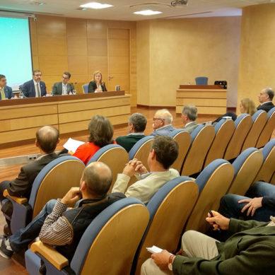 Inaugurada la XIV edición del Máster Universitario en Olivar y Aceite de Oliva de la UJA