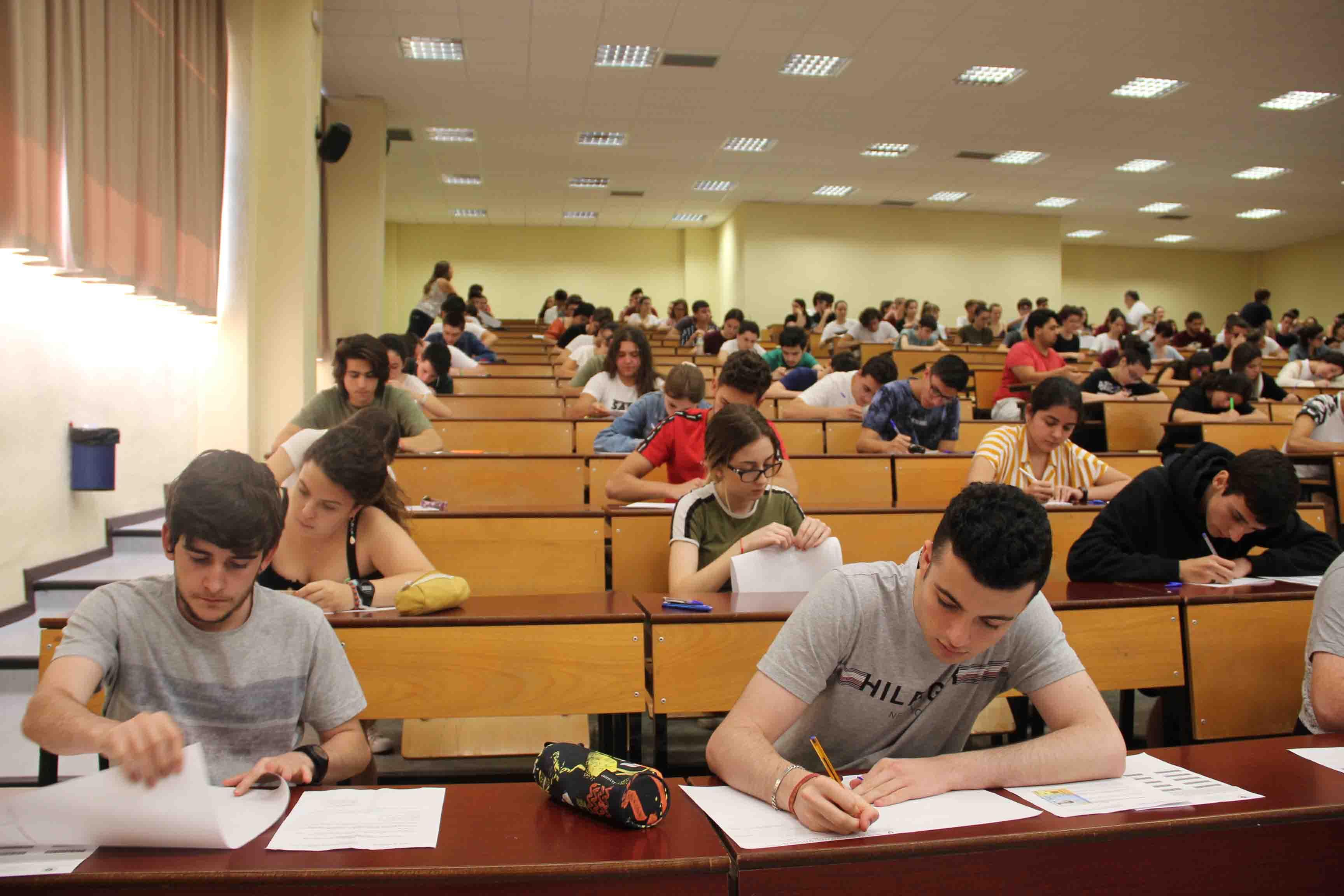 Selectividad 2020: consulta las fechas de exámenes en Andalucía