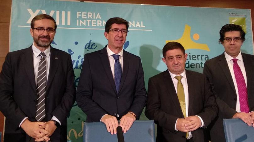 La UJA presenta su Cátedra de Turismo Interior en la Feria de Tierra Adentro