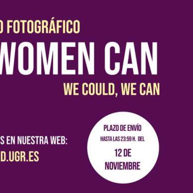 IV Concurso de fotografía sobre Igualdad «Yes Women Can»
