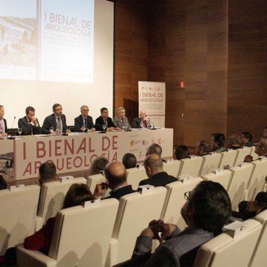 El ministro de Cultura y Deporte,José Guirao, inaugura la Bienal de Arqueología de la UJA