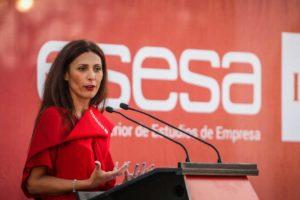 Una profesional de referencia, Lourdes de Miguel, de alumna a docente en el Máster en Dirección y Gestión de Recursos Humanos de ESESA IMF