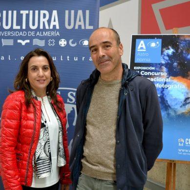 Un recorrido por el cielo de Almería sin salir de la UAL