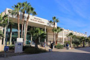 El 25N se leerá un manifiesto a las puertas de la Biblioteca UAL.